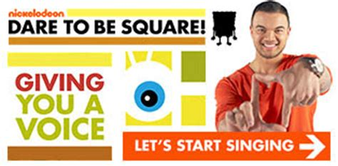 dare to be square nickalive nickelodeon australia and new zealand launches