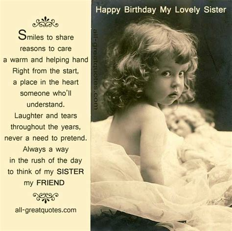 Deceased Birthday Quotes Happy Birthday Quotes For Deceased Sister Quotesgram