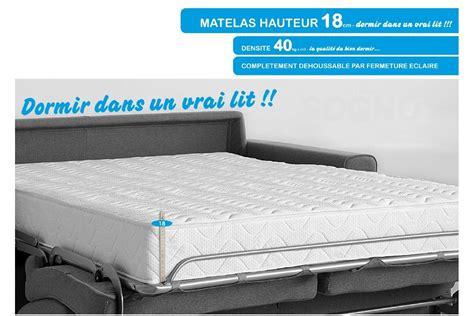 lit confortable design canape lit confortable