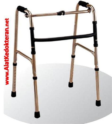 Alat Kesehatan Tongkat Kruk Tongkat Ketiak Alat Bantu Jalan S M L walker gold onemed alat bantu jalan kruk manula toko alat kesehatan onemed jual alat
