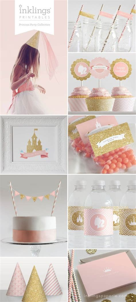 printable princess party decorations princess party printable decorations birthday party