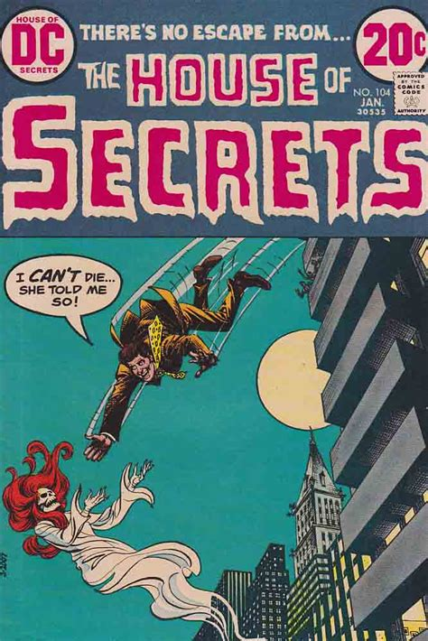 the house of secrets book house of secrets vol 1 1956 1978 dc comics