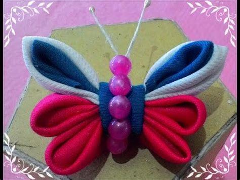tutorial kerudung pashmina tisu handicraft