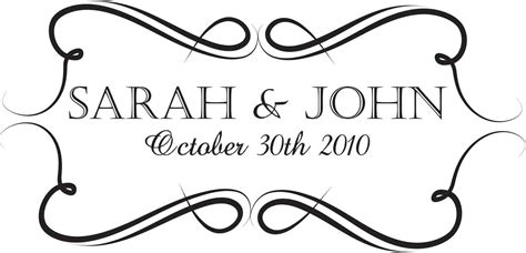 Wedding Clipart Logo by Design Project Wedding Logos Re Style Design