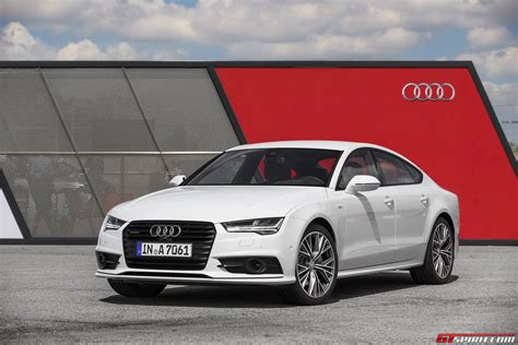 audi a7 2015 audi a7 sportback facelift review gtspirit