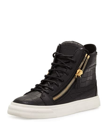 giuseppe zanotti shoes sneakers sandals at neiman