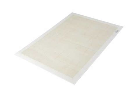10 x 15 silicone baking mat winco silicone baking mat square 15 3 8x21 1 2 sbs 21