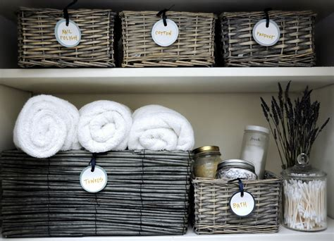 organize bathroom linen closet organizers a solution to organize linens