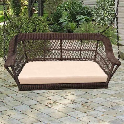 hanging patio swing best porch swing reviews guide the hammock expert