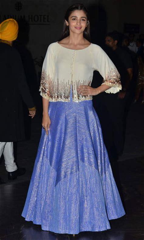 Aliya Top Cape 5 innovative blouse designs with lehenga skirts indian