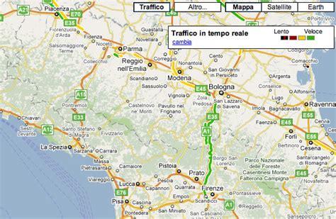 maps mobile in italiano condizioni traffico per l italia su maps il