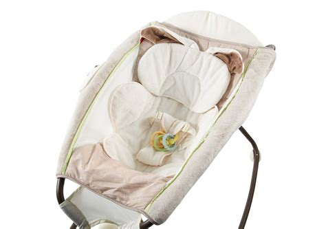 Snugabunny Rock N Play Sleeper by Fisher Price Snugabunny Deluxe