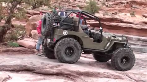 willys jeep offroad obstacles of moab moab easter jeep safari 2010 moab rim