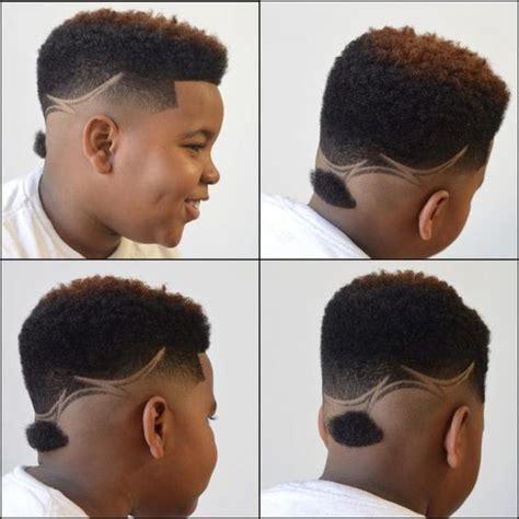 40 Black Boys Haircuts