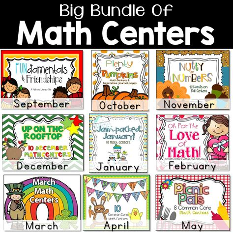 Bundling Atlas Of Adventures Activity Funpack math centers for grade tunstall s teaching tidbits