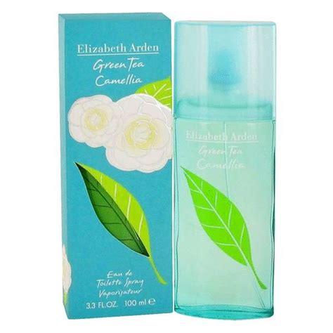 Green Tea Camellia Elizabeth Arden For 100ml Murah Promo elizabeth arden green tea camellia eau de toilette 100 ml vapo