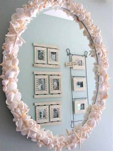 10 diy ideas for how to frame that basic bathroom mirror 10 creative mirror frame ideas diy things and stuff