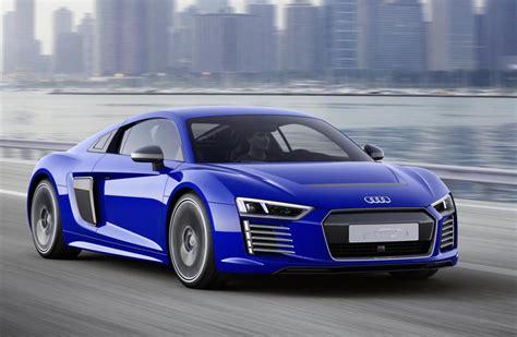 future audi r8 audi unveils autonomous r8 e tron technical concept