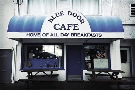 Blue Door Cafe by Blue Door Cafe Port Alberni Restaurant Reviews Phone