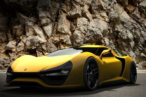 2 000 Horsepower Trion Nemesis American Supercar