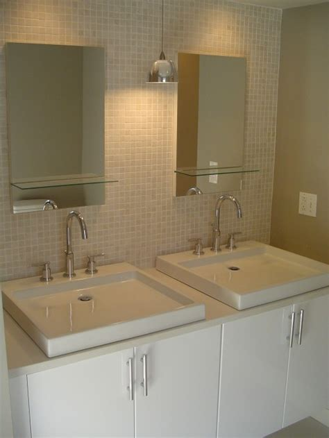 shallow bathroom sink shallow sinks master bath