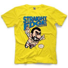 cm punk super straight edge t shirt
