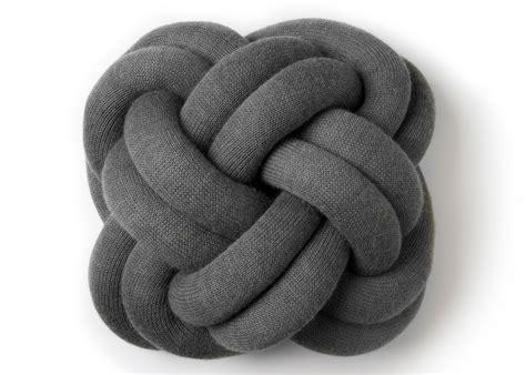 design house stockholm knot cushion design house stockholm puts ragnhei 240 ur 214 sp sigur 240 ard 243 ttir
