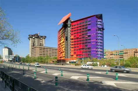 hotel puerta america project quot hotel puerta america madrid spain quot by