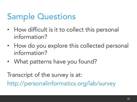 common questions asked in thesis defense thesis defense personal informatics and context using