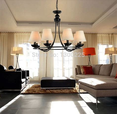 Modern European Style Pendant Lights Countryside Style Living Room Pendant Lighting