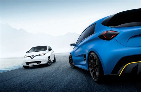 renault zoe 2020 2 punchy renault zoe rs may arrive before 2020 carscoops