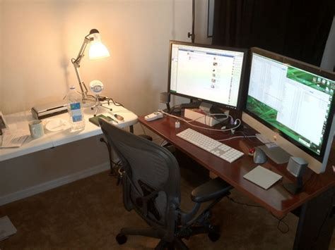 best desk setup for productivity increasing productivity with home office quot feng shui