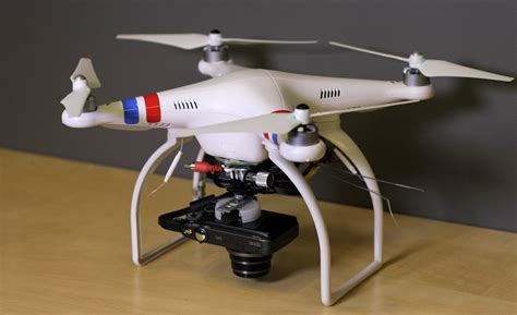 Drone Kamera Using Drones To Make 3d Models On Deadline American Journalism Review