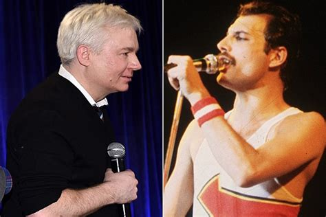 mike myers queen scene bohemian rhapsody movie pictures to pin on pinterest