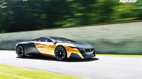 peugeot onyx top gear cars top gear peugeot onyx wallpaper 23607