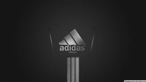 adidas logo wallpaper black udesign adidas logo wallpaper by udesignartworks on