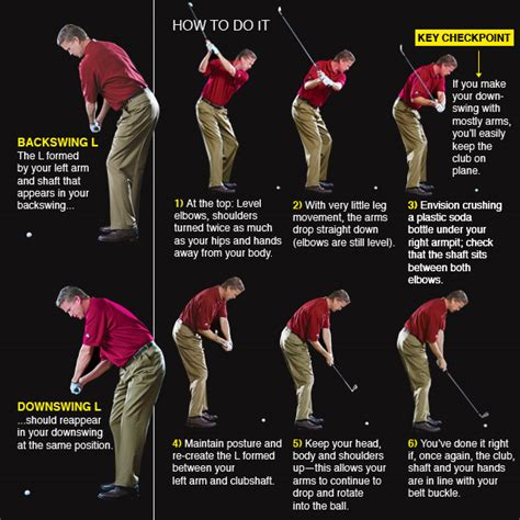 keep right shoulder back golf swing build a repeating swing golf com