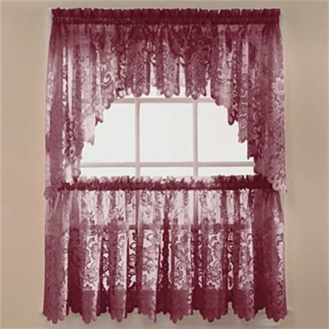Shari Lace Curtains Window Treatments Lace And Home On Pinterest