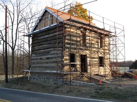 patterson house gettysburg s william patterson house stabilization update gettysburg daily