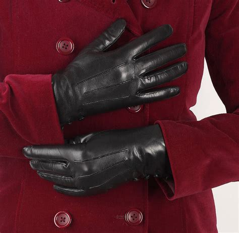women leather gloves httplometscom