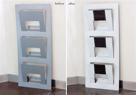 ikea magazine ikea hack magazine rack before and after