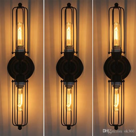 Diy Wall Sconce Light Best Rh Loft Diy Rustic Edison Wall L Vintage L Industrial Sconce Steunk Lighting