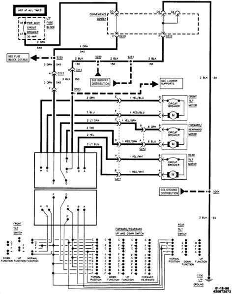 96 chevrolet silverado wiring diagram chevrolet auto