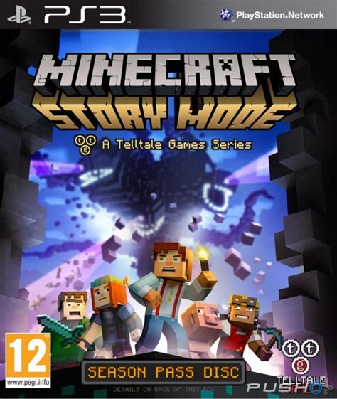 minecraft story mod online game minecraft story mode a telltale games series ps3