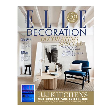 april  elle decoration uk
