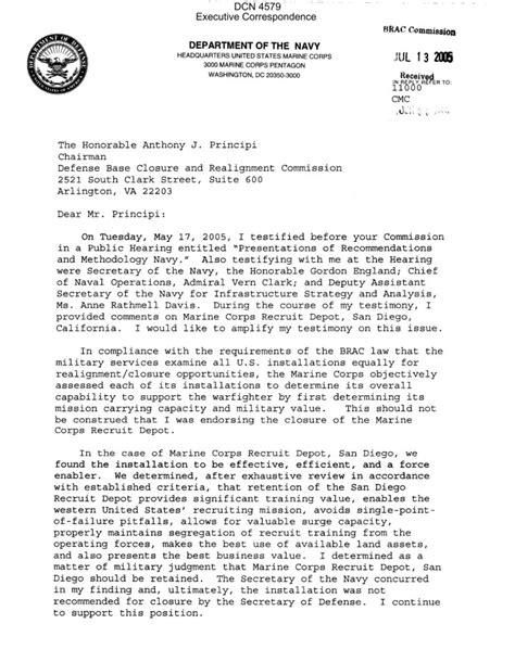 usmc mentorship appointment letter usmc policy letter format letter format 2017