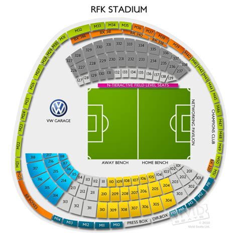 rfk stadium seating chart rfk stadium seating chart seats