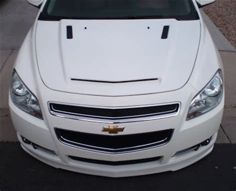 pimped cars: chevrolet malibu with some mods