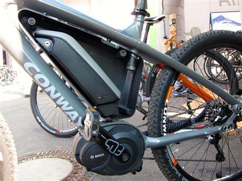 Conway Fahrrad Aufkleber by Die Trends Der Eurobike Zentralmacht Bosch