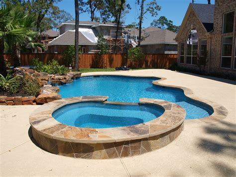pacific pools and patios geometric pool and spa flickr